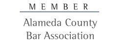 Member of Alameda County Bar Association