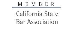 Member of California State Bar Association