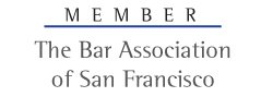 Member of The Bar Association of San Francisco
